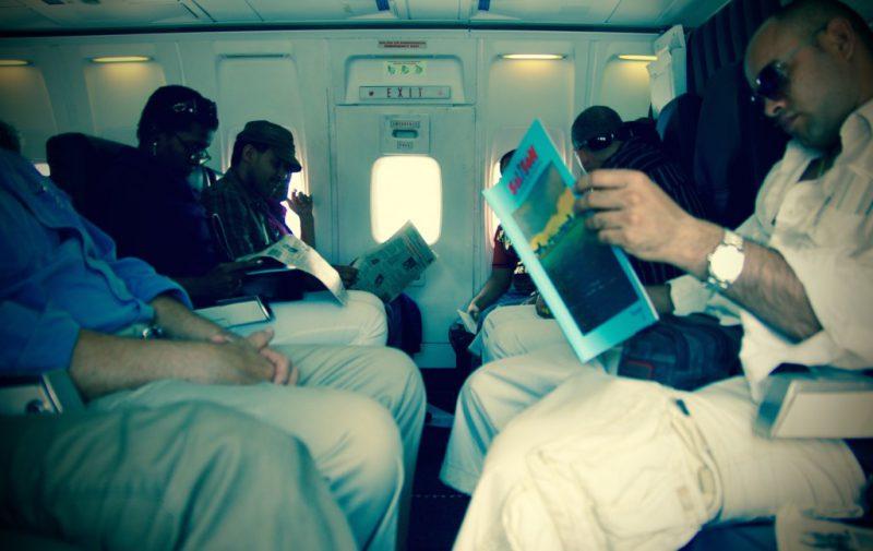 キューバ|クバーナ航空|飛行機