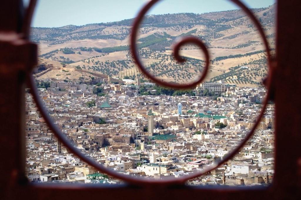 フェズ 迷宮都市 モロッコ