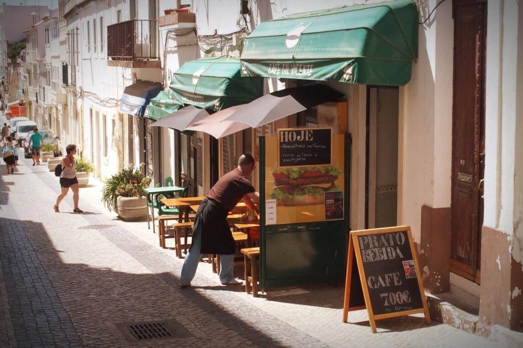 ポルトガル|ナザレ|レストラン