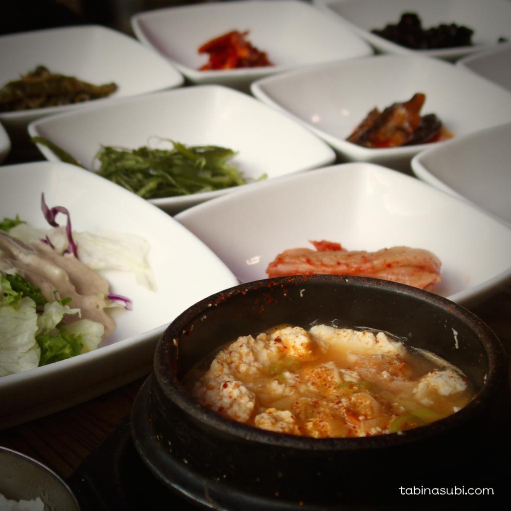 慶州純豆腐