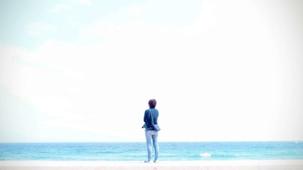 ビーチ|韓国|江陵|カンヌン