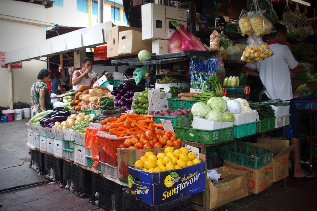 Pulau_Tikus_Wet_Market_veg
