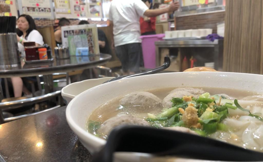 香港 水餃子