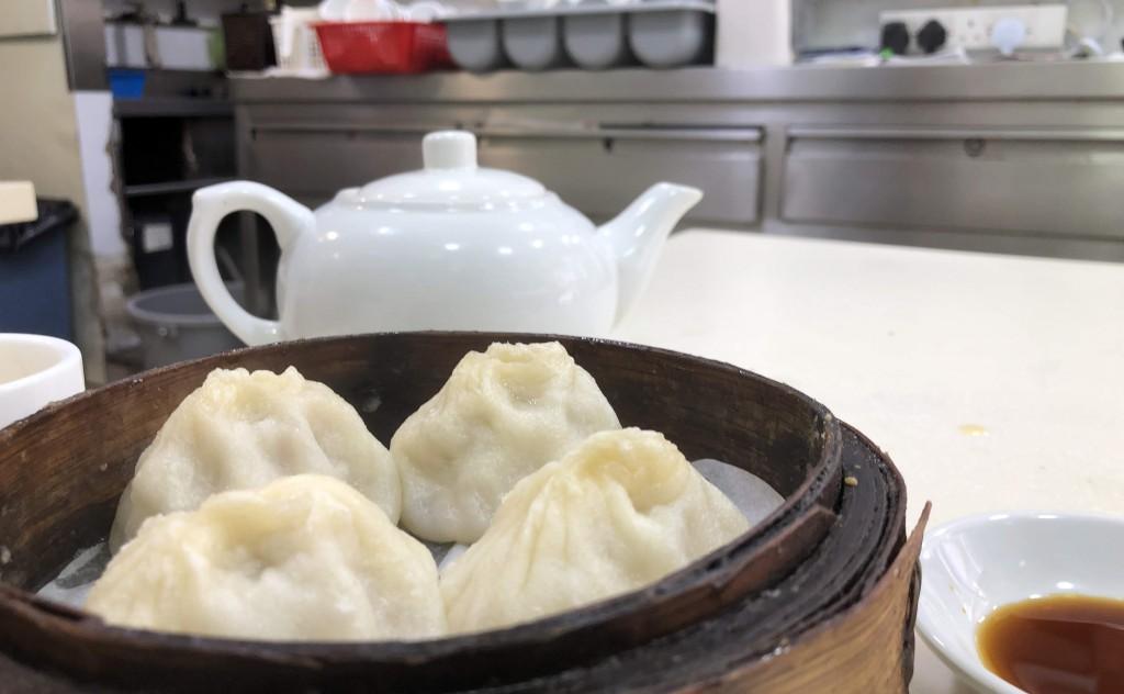 香港|飲茶|小籠包