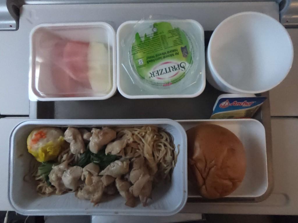 キャセイドラゴン航空|機内食