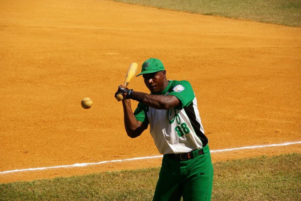 キューバ|野球|練習|ユニフォーム