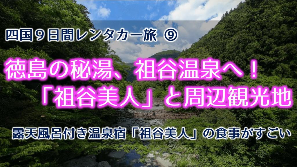 かずら橋|祖谷温泉|徳島
