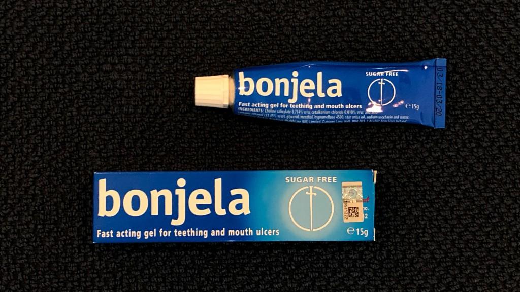 マレーシア|口内炎|薬|Bonjela